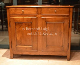 Credenza Con Alzata Due Ante : Bernardi luigi mobili antichi e in stile bassano del