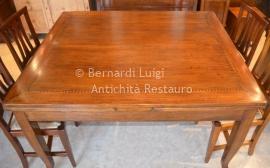 Tavolo Antico Allungabile Veneto.Bernardi Luigi Mobili Antichi E Mobili In Stile Bassano Del Grappa
