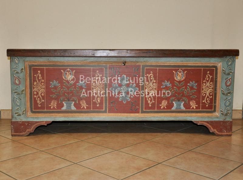 Mobili antichi, mobili rifatti e restauro mobili Bassano del Grappa ...